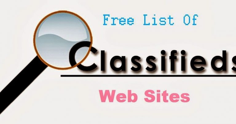 best High-quality classified submission sites list in 2020 (300+)