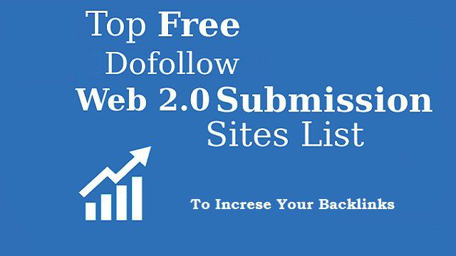 Best Web 2.0 Submission sites List in 2020